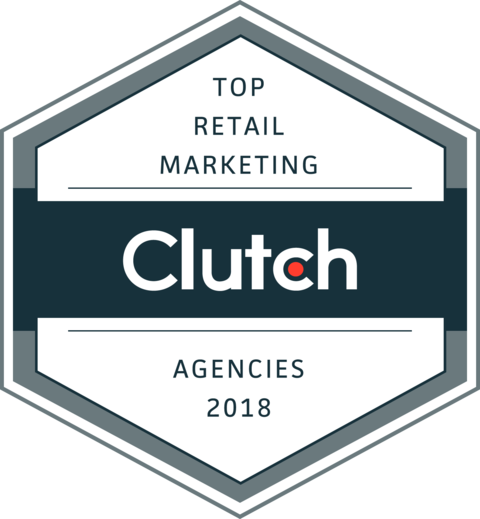 Named Top 15 Retail Marketing + Advertising Agencies in the U.S. - Agency-research firm Clutch ranked HypeLife Brands one of the top 15 retail/B2C agencies in the U.S. after analyzing 1000's of agencies' presence and leadership in the market, and interviewing their clients to learn about work quality.